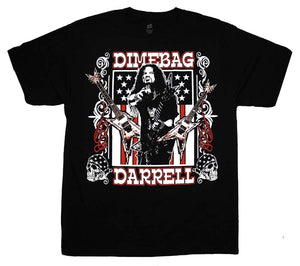 New Brand Tshirtsmen Casual Fashion Shirt Cheap Men T-shirt Dimebag Darrell - T-shirts Men's Short Sleeve Shirt