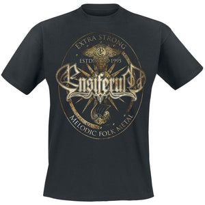 Summber Black Tope Tee For Men Melodic Folk Metal     Ensiferum T-Shirt