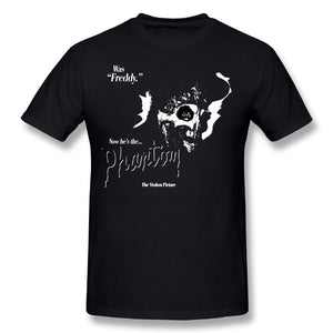 100% Cotton The Phantom Of The Opera Printed Mens T Shirts Tee Summer
