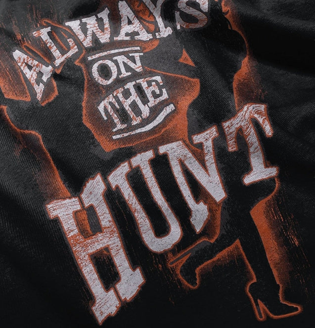 Always Hunting Hunting Gear Sporting Goods Camo Funny T Shirt shirts Tops Tee