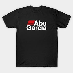 Short Sleeve Tops -Abu Garcia Fishing Reel Logo T-Shirt Men Short Sleeves Top(S-XXXL)