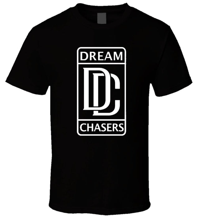 Popular Fashion Meek Mill - Dream Chasers Black Men T Shirt Size:s-3xl Comfortable
