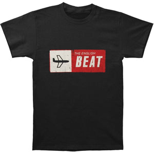 English Beat Men's Special Beat Service Black T-Shirt Shirts Tee Tops