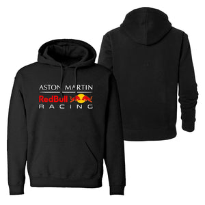 High Quality Hoodies Red Bull Racing Formula 1 Men's Blue Authentic Pull Over Hoody F1