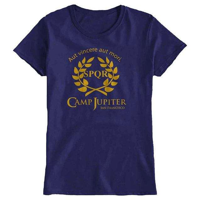 Camp Half Blood Percy Jackson Cool Shirt | Jupiter Posiedon Women  MensT-Shirt