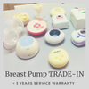 Trade-In Your Old Breast Pump Here!