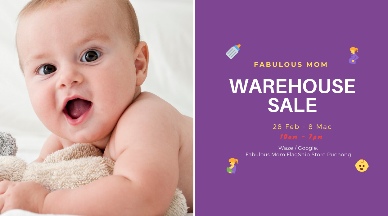 Fabulous Mom Warehouse Sale 1.0