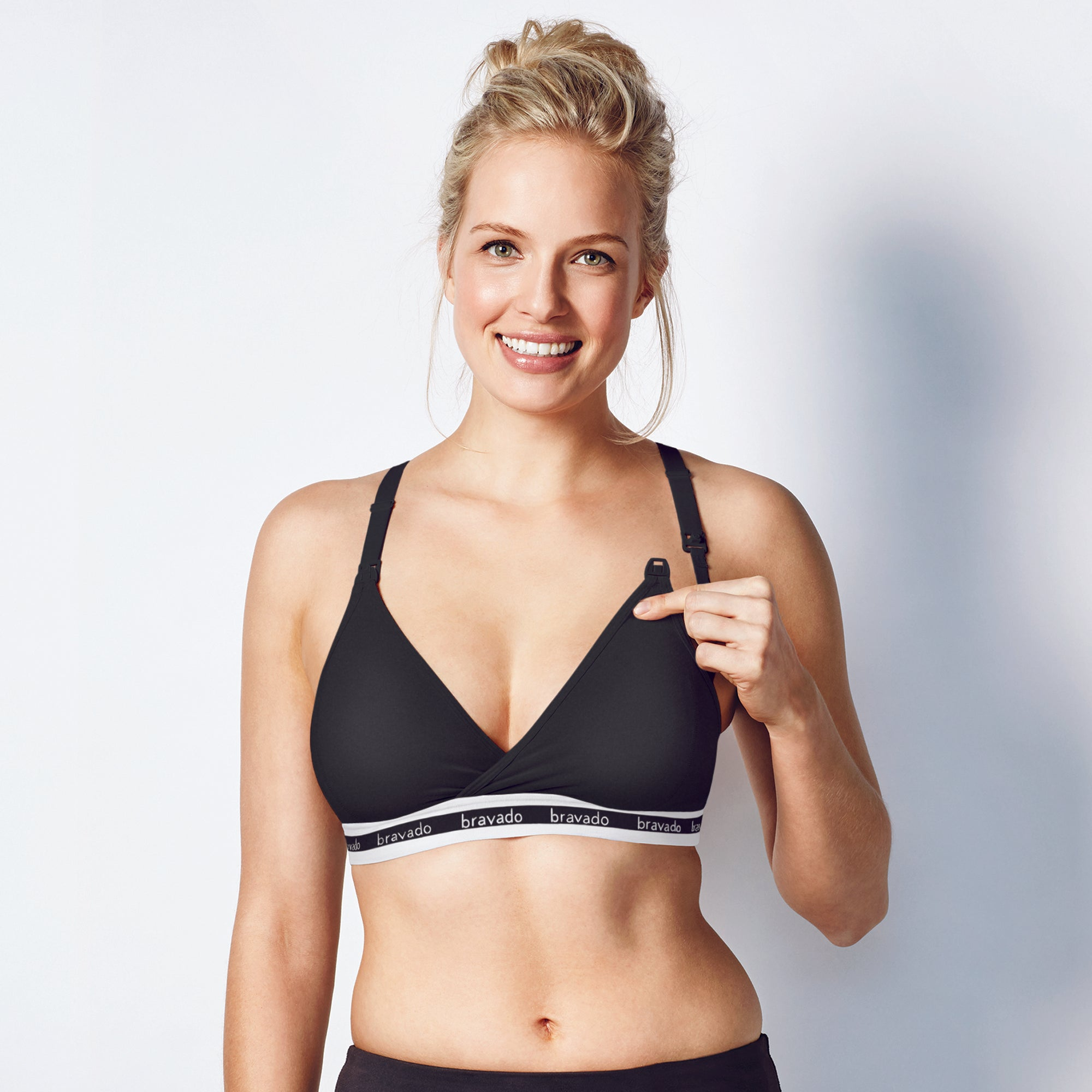 Bravado Original Nursing Bra (Black)