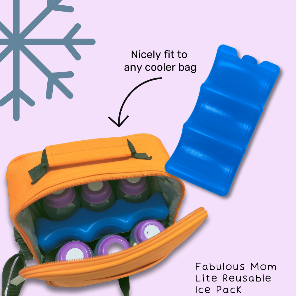 #FMGoLIVE 25 FEB Fabulous Mom Pump & Store Kit (Standard / Wide Neck)