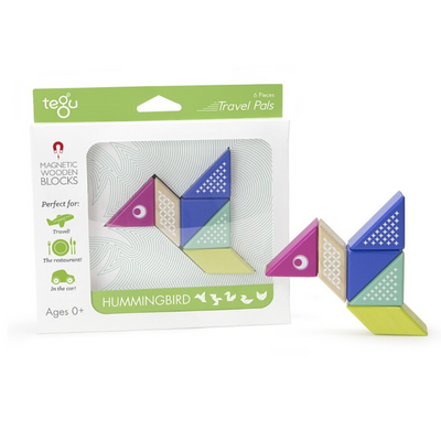 Tegu Magnetic Humming Bird  Travel Pal