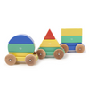 Tegu Magnetic Shape Train ( Assorted )