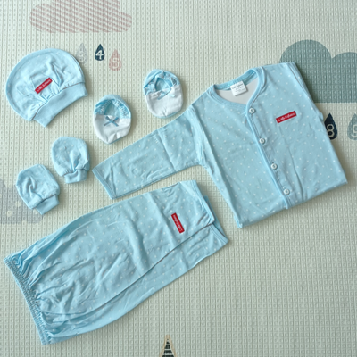 Little Highness Gift pack Baby Suit [ 0 - 6Months ]