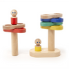 Tegu Magnetic Floating Stacker ( Assorted )