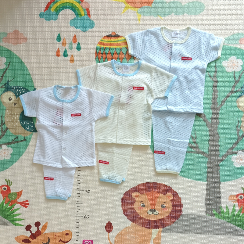 Little Highness Short Sleeve / Long Pant (Assorted)