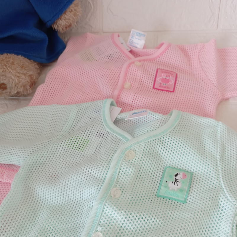 Anakku Baby Suit [ Short Sleeve | Long Pants ]