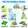 Mommy Care Detox Bubble Wash ( 60ml / 150ml )
