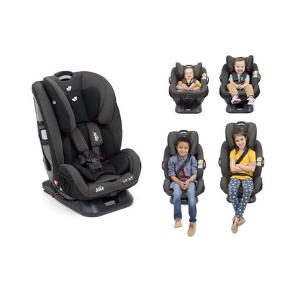 Joie Verso Convertible Car Seat ( Ember ) [1 Year Warranty] + RM18 Instant Rebate