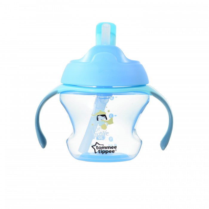 Tommee Tippee First Straw Cup 150ml (Blue)