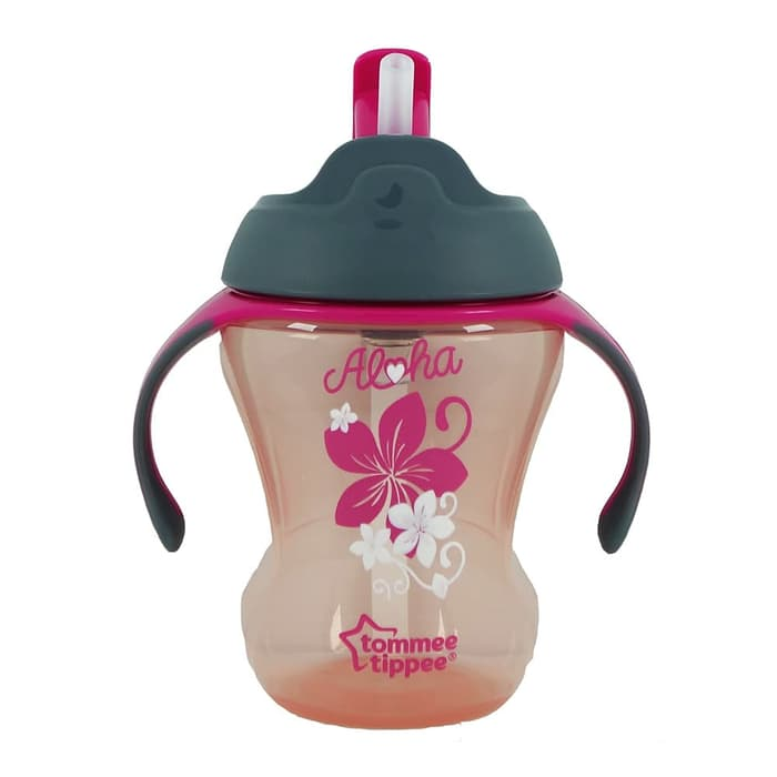 Tommee Tippee Easy Drink Straw Cup 230ml