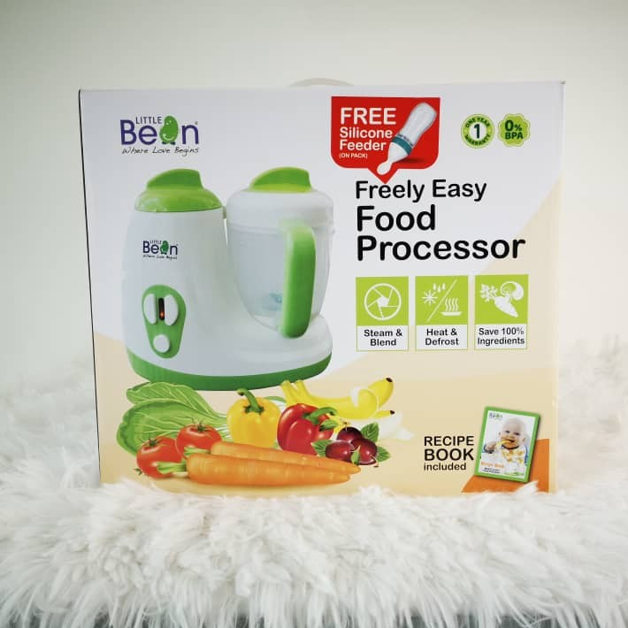 Little Bean Food Processor