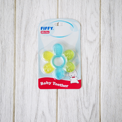 Fiffy Baby Teether Design (BPA FREE)
