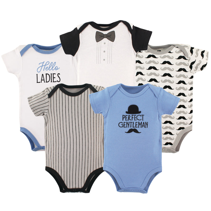 Luvable Friends Bodysuit 5pk (Perfect Gentleman)
