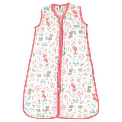 Luvable Friends Muslin Sleeping Bag (Jungle)