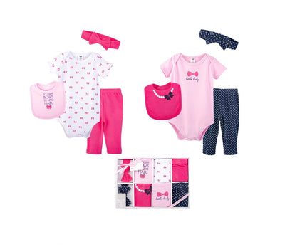 Luvable Friends 8pcs Clothing Gift Box Set