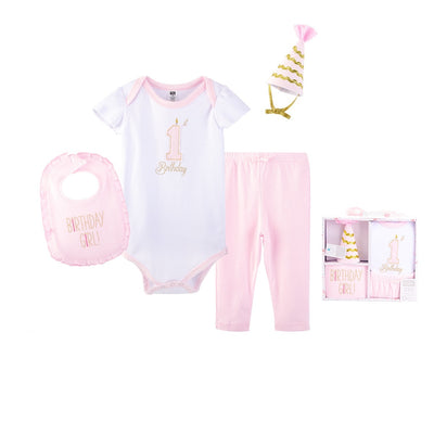 Luvable Friends 4pcs Clothing Gift Box Set