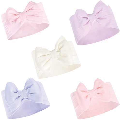 Luvable Friends 5pk Headband Set (Assorted)