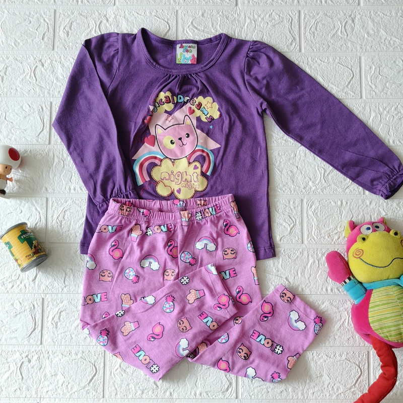 Super Sun Toddler Magical Dream Long Sleeves / Long Pants