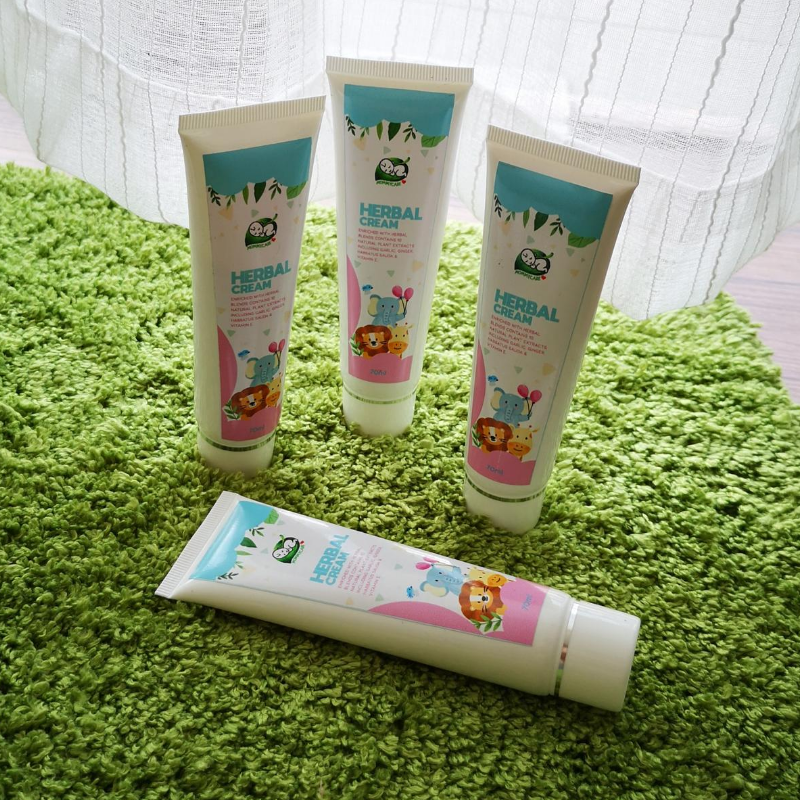 Mommy Care Baby Herbal Cream (40ml / 70ml)