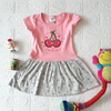 Super Sun Toddler Dress Cherryish
