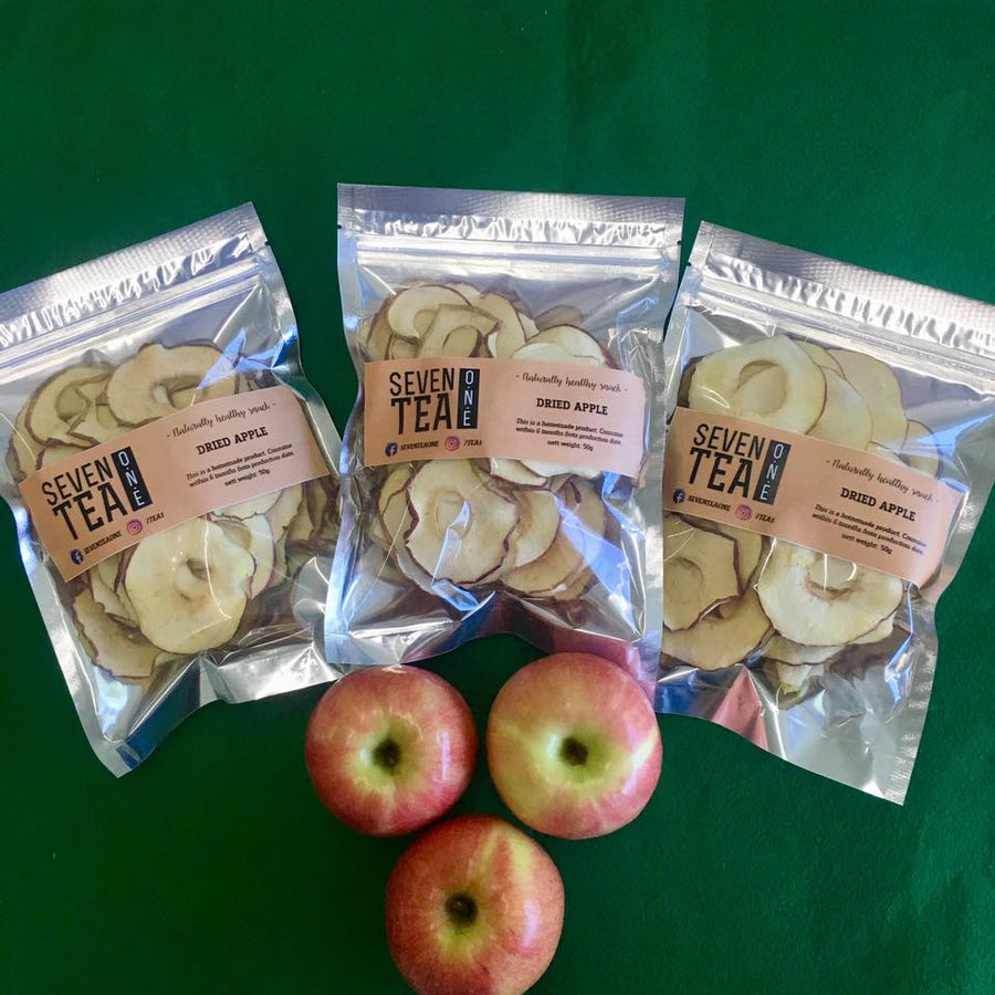 Seven Tea One Dried Apple (50g)