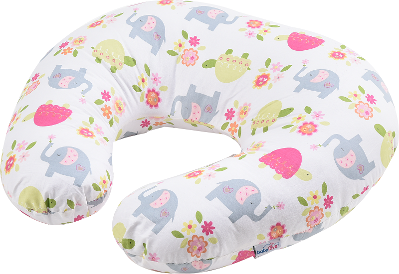 Babylove Premium Nursing Pillow ( Assorted Design )