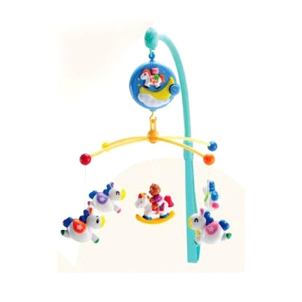 Baby Love Musical Mobile Merry Go Round