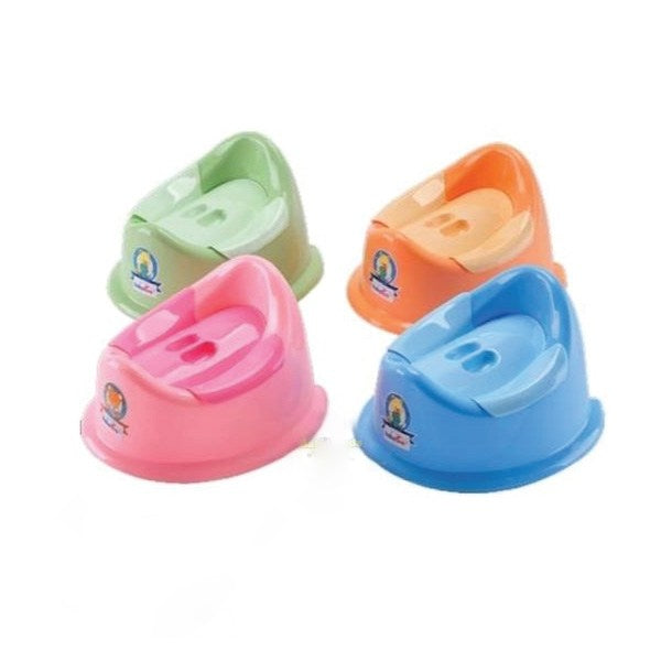 Baby Love Basic Potty with Cover (Assorted)