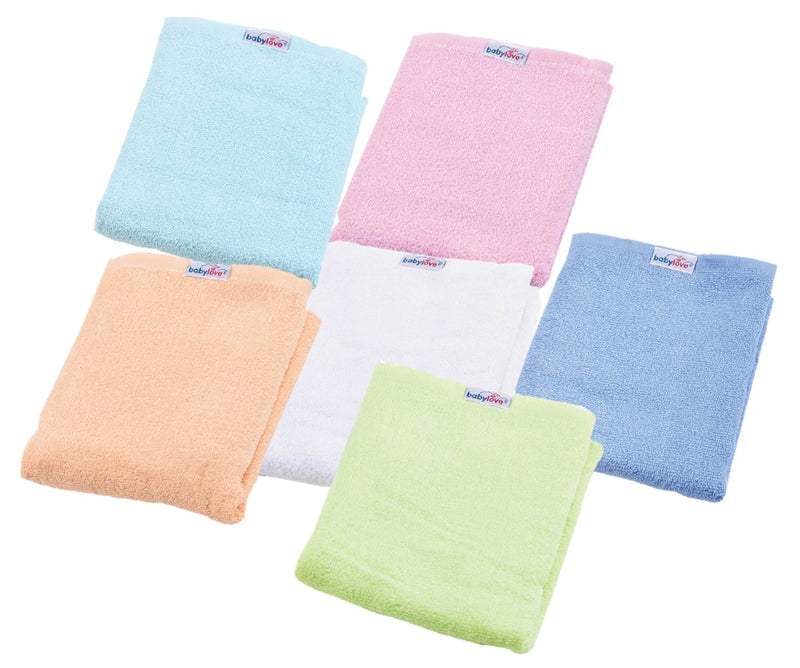 Baby Love Cotton Baby Towel [Assorted]