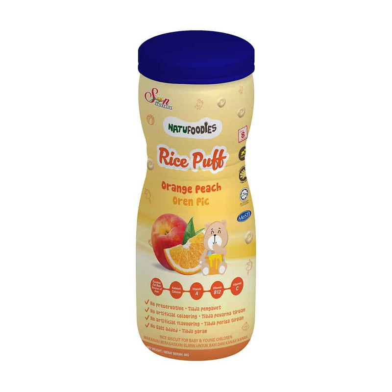 Natufoodies Rice Puff ( Assorted )