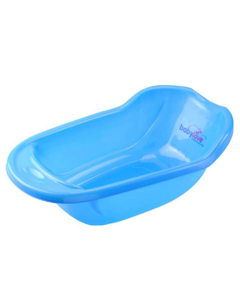 Baby Love Baby Bath Tub ( Assorted )