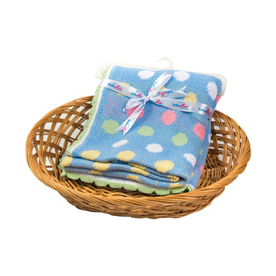 Baby Love Precious Knitted Blanket (Assorted)