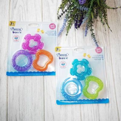 Pureen Colorful Water Filled 3's ( Assorted )