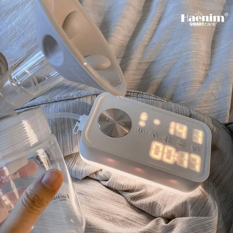 Pre-Order :  Haenim NexusFit  7V Portable Electric Breast Pump