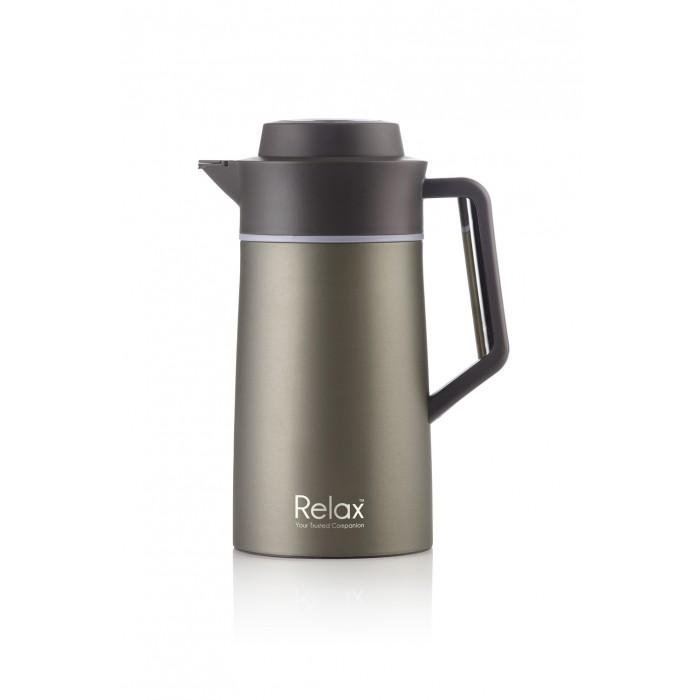 Relax Stainless Steel Thermal Carafe 1500ml (Assorted)