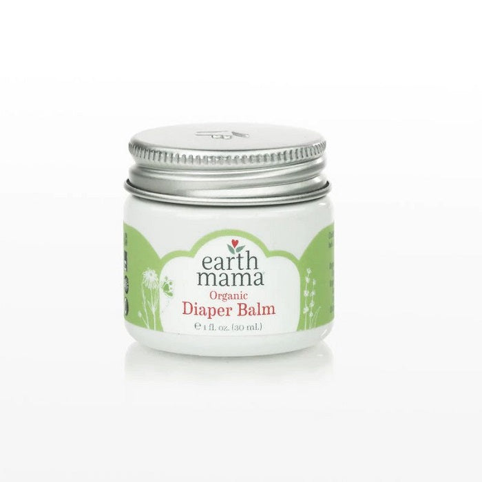 Earth Mama Baby Organic Diaper Balm 1oz (30ml)
