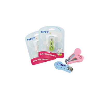 Fiffy Baby Nail Clipper ( Assorted )