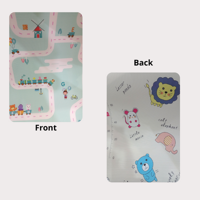 Roll Up Reversible Playmat ( Assorted )