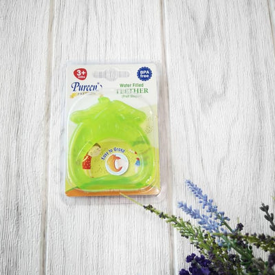 Pureen Fruits Water Filled Teether