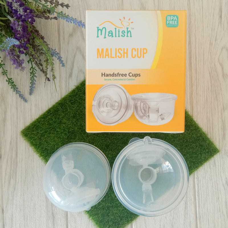 Malish Handsfree Cup (24mm / 6oz)