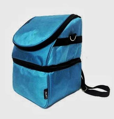 Lacte Mobi Breast Pump Cooler Bag (Ocean Blue)